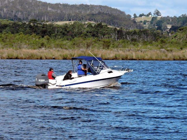 Motor Boat License Course Lbt