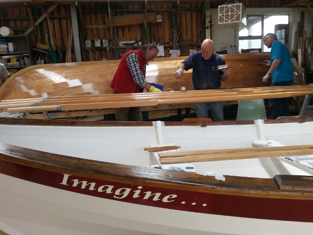 Billie (the Bendigo Skiff) - lbt